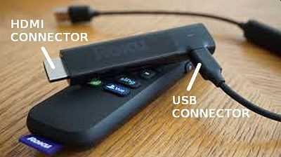 Streaming Stick phyiscal configuration