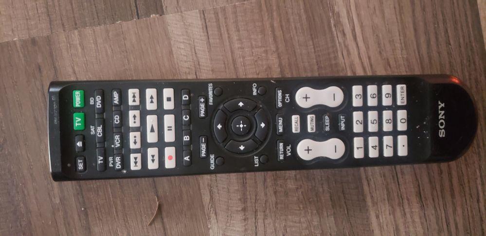 Sony RM-VZ320