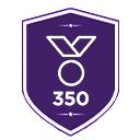 350 Kudos Received