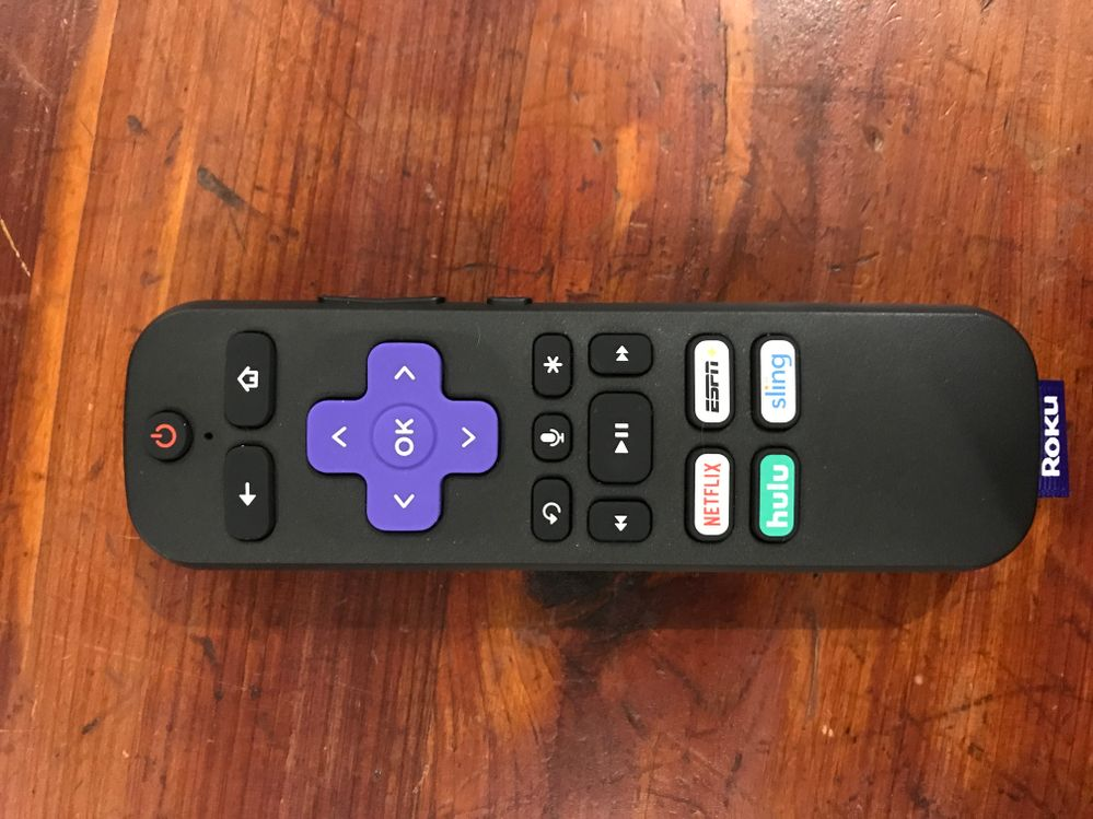 Roku Smart Soundbar OEM Remote